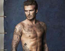 David Beckham Má Další Tetování Je Jich Už Přes 40 A Každé Má Význam