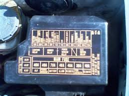 fuse box label the acura legend acura rl forum here ya go