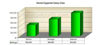Dental Hygienist Salary Information Salarydetails Com