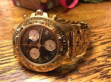 belair watch vintage belair men s chronograph w date 22 jewel swiss eta 251 272 movement
