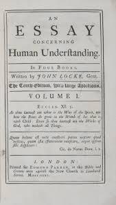 An Essay Concerning Human Understanding 2 Vol Set Complete John