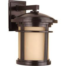 progress lighting wish collection 1 light outdoor antique bronze wall lantern p6085 20 the home depot