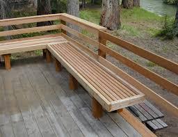 wood railing systems for decks
