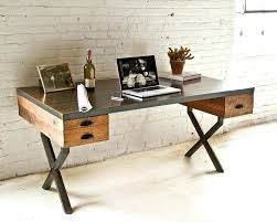 rustic wood office desk. Desk Hardwood Office Wood With Hutch Wooden Rustic .