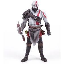 17cm <b>NECA Game God</b> of War Anime figures Kratos nendoroid PVC ...
