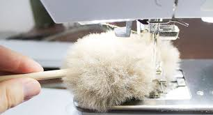 Sewing Machine Lint Brush