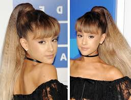 get ariana grande s hair and makeup from the 2016 mtv video awards