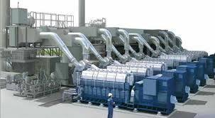 Project lists of diesel generator power plant with HFO fuel in Africa