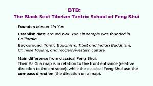 Taoism Life Chart What Is Btb Feng Shui School And Their Ba Gua Chart