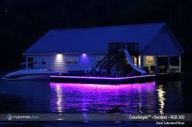 led dock lights. Flexfire LEDs ColorBright Strip Lights Led Dock