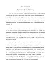 biodiversity study resources 5 pages bio major extinction events essay