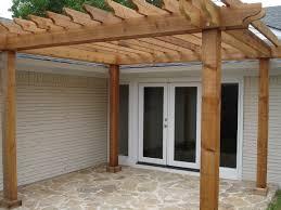 Full Size of Garage:simple Pergola Ideas Small Pergola Attached To House  Pergola And Trellis Large Size of Garage:simple Pergola Ideas Small Pergola  ...
