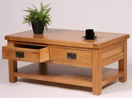 the most coffee table malvern oak coffee table with drawers small coffee within coffee table drawers designs