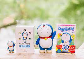 Hai ấn bản đặc biệt kỷ niệm 50 năm Doraemon ra đời - Báo Điện Tử Đại Biểu  Nhân Dân