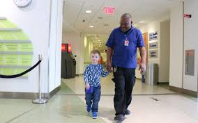 3 Year Old Childrens Hospital Patient Forges Friendship