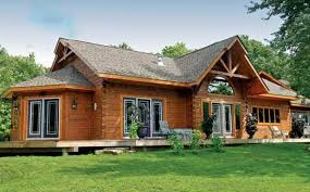 Small Log Homes Design Contest  1 Elk River II By StoneMill Log Small Log Home Designs