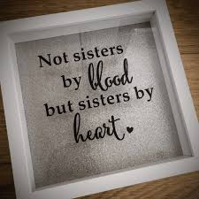 sisters by heart frame diffe options available