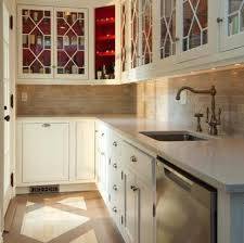 single upper kitchen cabinet. Interesting Kitchen Kitchen Oak Parquete Flooring Plain White Floor Tile Frame Window  And Door Dark Grey For Single Upper Kitchen Cabinet I