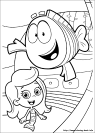 Small Picture Bubble Guppies coloring pages on Coloring Bookinfo