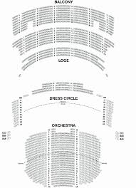 Expository Oriental Theatre Seating Map Oriental Theatre