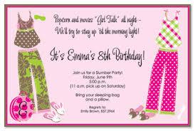 free sleepover invitation templates sleepover birthday party invitation template