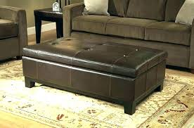 oversized storage ottoman oversized leather ottoman contemporary ottomans coffee tables also called cocktail table is style