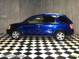 2005 Chevrolet Equinox LT AWD in Laser Blue Metallic - 035011 ...