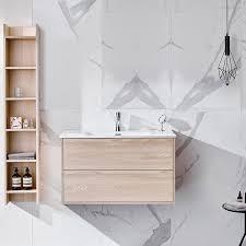 35 floating single bathroom vanity