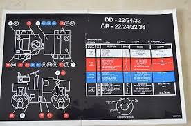 ingersoll rand dd22 dd24 dd32 roller compactor service diagram ingersoll rand dd22 dd24 dd32 roller compactor service diagram decal ir volvo