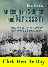 an essay on science and narcissism bruno lemaitre an essay on science and narcissism 2016