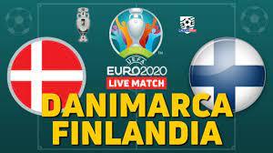 DANIMARCA - FINLANDIA | Live Streaming // Euro 2020 // 12.06.2021 La  partita in Diretta - YouTube