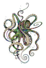 Small Picture Best 10 Octopus tattoos ideas on Pinterest Octopus tattoo