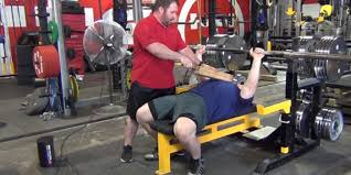 NFL Combine Secret  1 Boost Your Bench Press  Play Better 225 Bench Press Workout