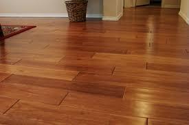 laminate or engineered wood flooring