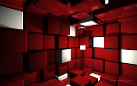 Cube Room 3D Wallpapers - Wallpaper Cave