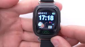 Детские <b>умные часы</b> с GPS трекером <b>TD</b>-02(Q100), Black от Motto ...