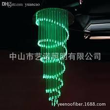 fiber optic chandelier whole fibre optic lighting fiber optic chandelier plastic optical fiber and fine workmanship fiber optic chandelier