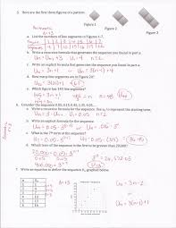 Arithmetic Sequence Worksheet Answers Arithmetic Sequences And Series Worksheet Yooob Org Answers