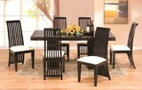 black lacquer dining room furniture. 7 pcs modern italian marble w black lacquer dining room set zbm2921rect furniture x