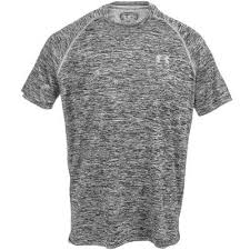 under armour 1228539. under armour shirts: 1228539 009 short sleeve loose fit tech men\u0027s black shirt n