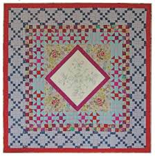 Inspiring Medallion Quilt Designs and Patterns! & Colorful Medallion Joy Quilt Pattern Adamdwight.com