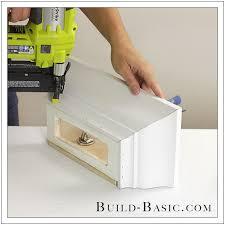 diy paper towel dispenser by build bas step 3