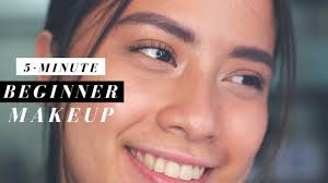 5 minute beginner makeup tutorial philippines thats so nik you