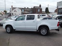 Used Toyota Hilux for Sale - RAC Cars