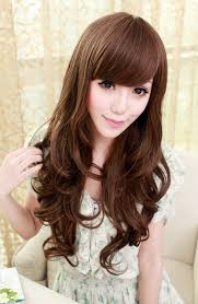Hair Style For Asian Woman medium to short curly hairstyle long thick curly hairstyles 5658 by wearticles.com
