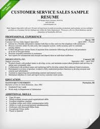 customer service sales resume sample use this sample as a template by saving the image resume headline samples