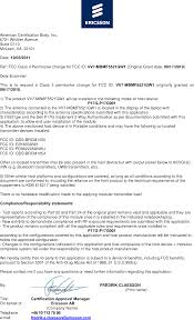 MBMF5521GW1 Mobile Broadband Module Cover Letter FCC ...