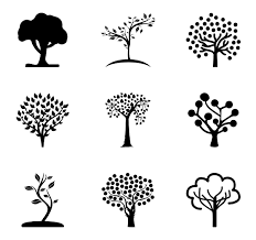 Tree Icon Vector 38430 Free Icons Library