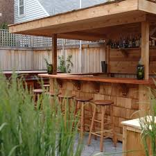 Patio Bar Ideas. Build Intended Ideas  DIY Pete a