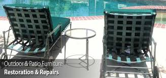 Patio Furniture Powder Coating In Sun Valley CA  Sun Dial Powder Powder Coated Outdoor Furniture